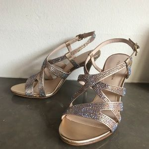 Brand new party wedding sandal sz35.5 Pelle Moda